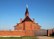 St. Joseph's Church in Brest Stock Images