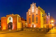 St Joseph's Church in Gdansk Stock Photo