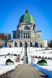 St-Joseph's Oratory Royalty Free Stock Photos