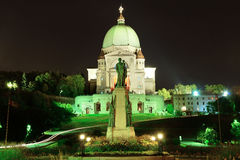 St. Joseph's Oratory Royalty Free Stock Photography