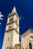 St. Joseph's Roman Catholic Cathedral in Sighisoara Royalty Free Stock Photos