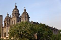 St. Joseph Wangfujing Cathedral Beijing China stock images