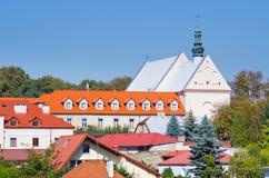 St- Josephkirche - Sandomierz, Polen Lizenzfreie Stockfotos