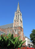 St. Josephs教会, Aalst 免版税库存照片