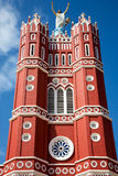 St.Joseph's Metropolitan Cathedral, Palayam, Trivandrum Royalty Free Stock Photography