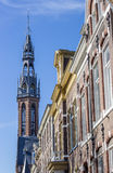 St Jozef cathedral in the center of Groningen Stock Image