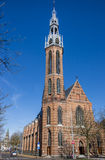 St Jozef cathedral in the center of Groningen Stock Photo