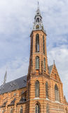 St Jozef cathedral in the hstorical center of Groningen Stock Photo