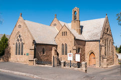 St. Judes Anglican Church in Oudtshoorn Stock Images