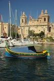 St Julians bay, Malta Royalty Free Stock Image