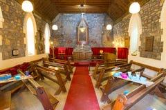 St Julians Church Tenby Wales Stock Photography