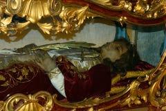 St. Justinia, Palmanova, Italy Royalty Free Stock Image