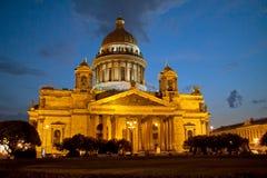 St. Katedra Isaac Zdjęcia Royalty Free