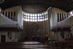 St Katharina教会 免版税图库摄影
