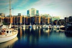 Free St Katharine Dock In London, United Kingdom Stock Photography - 92906752