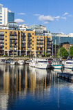 St. Katharine Docks Royalty Free Stock Photo