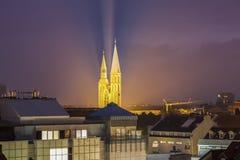 St. Katharinen Church in Braunschweig Stock Image