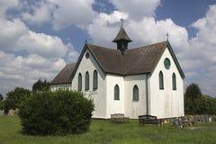 St Katherine kościół, dziedzictwa Centre/, canvey island, Essex, E Obrazy Royalty Free