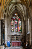 St Katherines Chapel in Wells Cathedral Royalty Free Stock Images