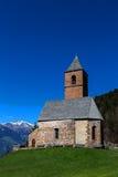 St. Kathrein, Hafling, South Tyrol. St. Kathrein chapel near Hafling, South Tyrol, Italy Royalty Free Stock Photos