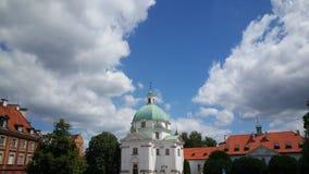 St. Kazimierz Church Stock Photo