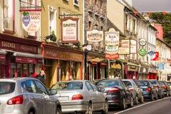 St Kenmare Генри Керри Ирландия стоковое изображение rf