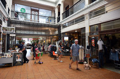 St Kevins arkada - Auckland Nowa Zelandia Obrazy Royalty Free