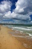 St Kilda Beach Royalty Free Stock Images