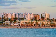 St. Kilda Beach, Victoria, Australia Royalty Free Stock Photo