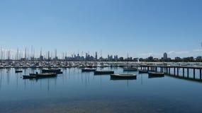 St Kilda Marina Imagem de Stock