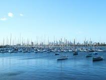St Kilda Pier dell'Australia Melbourne Fotografia Stock