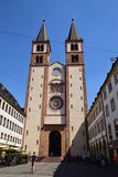 St Kilian's cathedral in Würzburg, Germany Stock Photo
