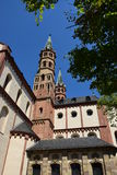 St Kilian's cathedral in Würzburg, Germany Stock Photos