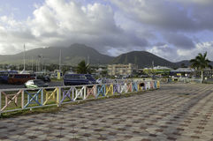 St-Kitts Royaltyfri Fotografi