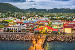 St. Kitts Royalty Free Stock Photo
