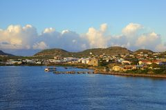 St Kitts, Caribbean Royalty Free Stock Images