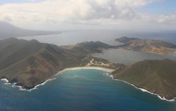 St. Kitts & Nevis Royalty Free Stock Photo