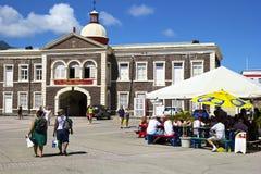 St Kitts som är karibisk Royaltyfri Fotografi