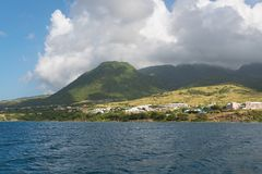 St. Kitts Royalty Free Stock Image