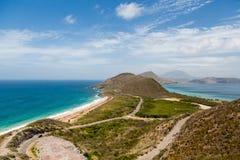 St Kitts Vista. Royalty Free Stock Image
