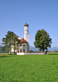 St.Koloman Church,Upper Bavaria,Germany Stock Photos