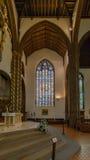 St.-Konfetti-Kathedrale Innenb Stockbild