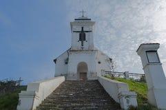 St-korskapell (Kapela Sv Krsta) Royaltyfria Foton