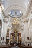 st krakow Паыля peter Польши церков Стоковая Фотография RF