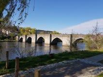 St.-Kriegsbrücke lizenzfreies stockbild