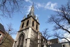 St. Lambert\\\'s Cathedral, Li�ge Royalty Free Stock Photos