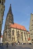 St. Lamberti kirche Stock Image