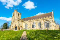 St Laurence Church Stock Images