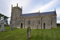 St Laurence Church Royalty Free Stock Photography
