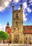 St Laurence's Church in Reading Royalty Free Stock Photo